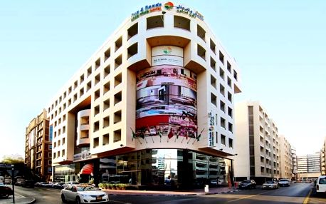 Spojené arabské emiráty - Dubai na 5 dní, snídaně nebo bez stravy s dopravou letecky z Prahy
