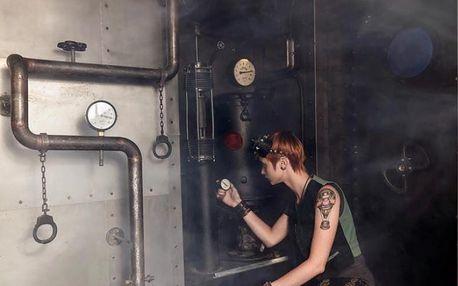 Úniková hra Titanic: Únik z podpalubí