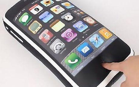 Polštářek iCushion ve tvaru iPhone