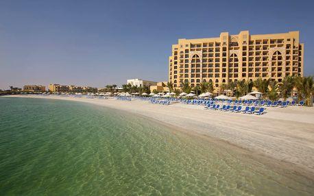 Spojené arabské emiráty - Ras Al Khaimah na 8 dní, all inclusive s dopravou letecky z Prahy přímo na pláži