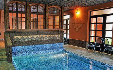 Krásný Bikal na jihu Maďarska v 4* hradním hotelu s neomezeným wellness, fitness, nápoji a polopenzí + dítě do 10 let zdarma