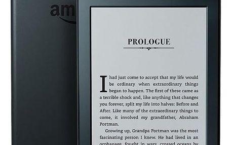 Amazon Kindle 8 TOUCH Wi-Fi verze s reklamou černá (EBKAM1147)