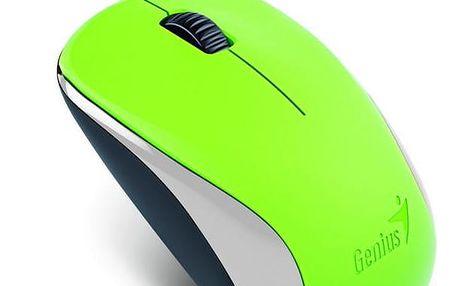 Genius NX-7000 zelená / optická / 3 tlačítka / 1200dpi (31030109111)