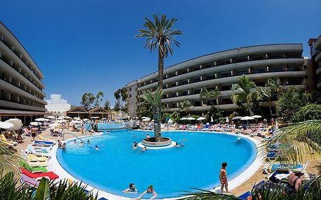 Kanárské ostrovy - Tenerife na 8 dní, all inclusive, polopenze nebo snídaně s dopravou letecky z Vídně nebo krakov 500 m od pláže