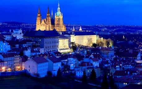 Praha ve 4* hotelu blízko metra + víno
