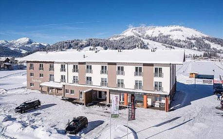 Rakousko - Tyrol na 7 dní, snídaně s dopravou vlastní