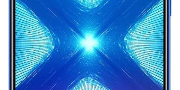 Mobilní telefon Honor 8X 64 GB Dual SIM modrý (51093VPL)3