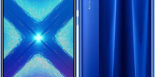 Mobilní telefon Honor 8X 64 GB Dual SIM modrý (51093VPL)4