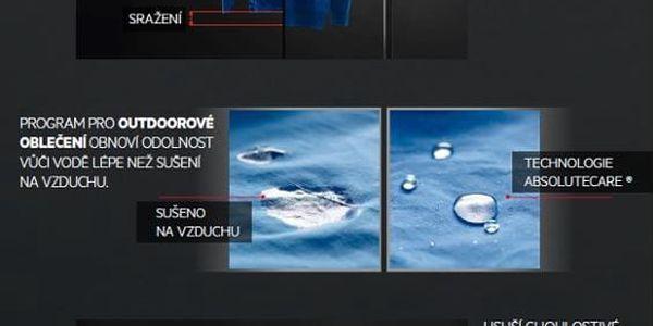 Sušička prádla AEG AbsoluteCare® T8DBE68SC bílá4