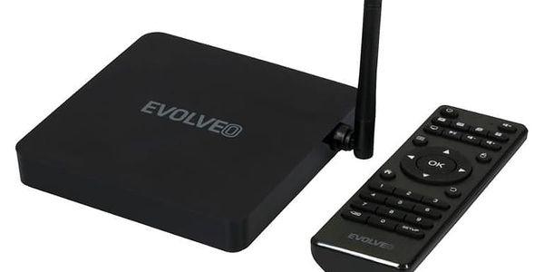 Multimediální centrum Evolveo MultiMedia Box M4 černý (MMBX-M4-HDR)4