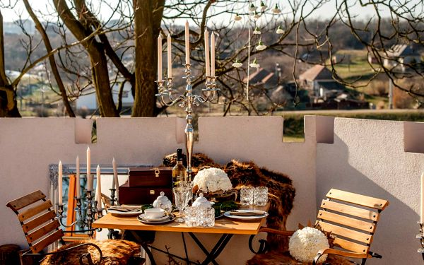 Romantický víkendový pobyt v Chateau Šarkan*** pri Štúrove2