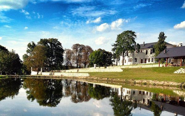Romantický víkendový pobyt v Chateau Šarkan*** pri Štúrove4