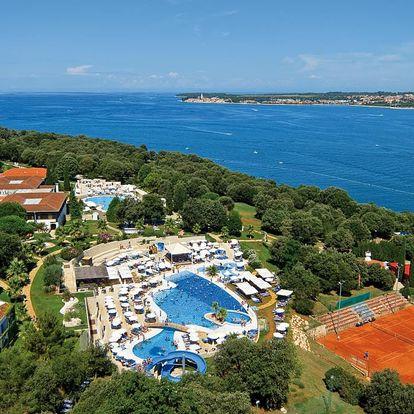 Chorvatsko na 6-8 dnů, plná penze
