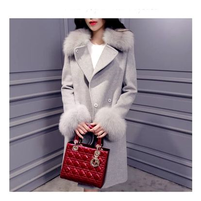 Dámský kabát Rebeca