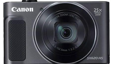 Canon PowerShot SX620 HS černý (1072C002)