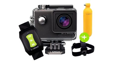 LAMAX X7.1 Naos + dárek černá