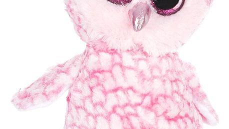 Plyšová hračka Sova velká 33 cm
