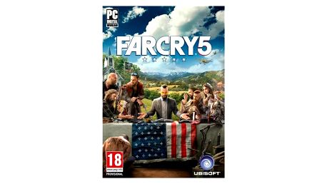 Ubisoft PC FAR CRY 5 (3307216025382)