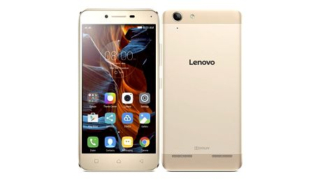 Lenovo K5 Plus Dual SIM zlatý (PA2R0036CZ)