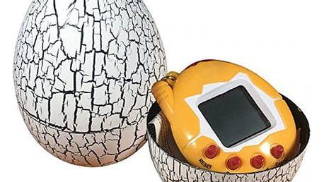 Kapesní digi hra Tamagotchi pro děti dinosauří vajíčko - více variant