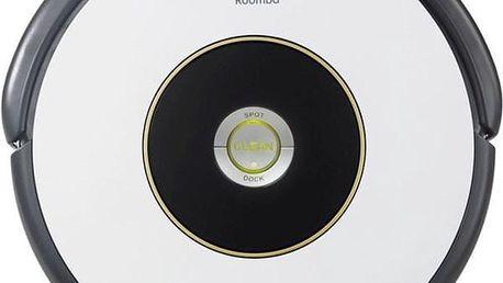 iRobot Roomba 605 černý/bílý
