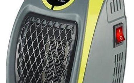 Rovus Handy heater šedý/zelený