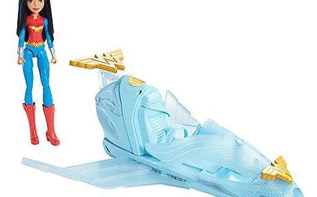 MATTEL DC SUPER HEROS Neviditelné letadlo Wonder Woman™