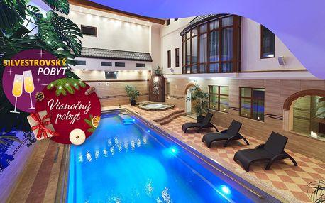 Vánoce a Silvestr u jezera v 4 * Kinga Hotel Wellness