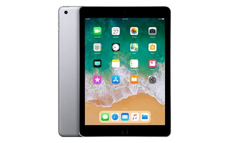 Apple iPad (2018) Wi-Fi 32 GB - Space Gray (MR7F2FD/A)