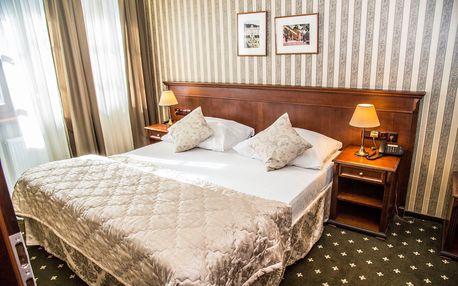 4* Hotel Morris Mariánské Lázně: 3 dny pro dva vč. plné penze
