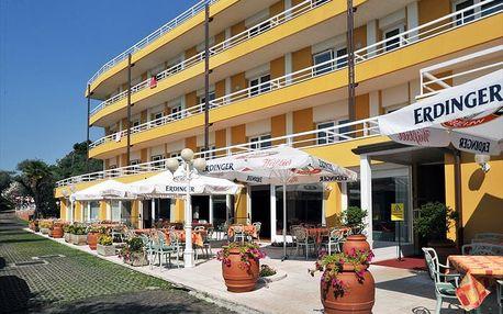 Hotel Internazionale v Torri del Benaco - Lago di Garda