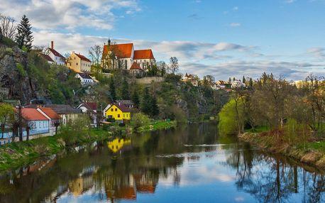 Ubytování ve venkovské chalupě v jižních Čechách
