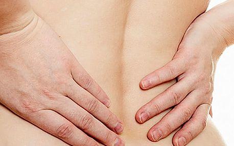 Ošetření hlubokého stabilizačního systému s diagnostikou a cvičením na narušení svalové nerovnováhy