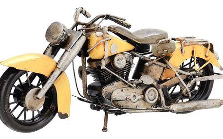 BMSHOP Model motorky INDIAN 1:6