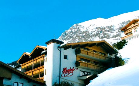 Berghof Hintertux Crystal Spa & Sport