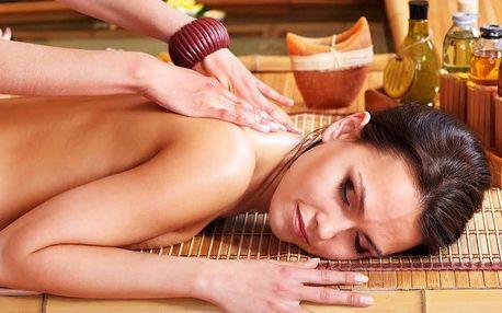 90minutová olejová či klasická thajská masáž