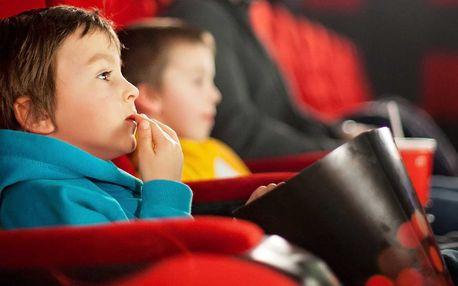 Vstupenka na film Grinch v kině Lucerna