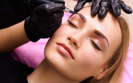 Permanentní make-up: Obočí, linky i rty