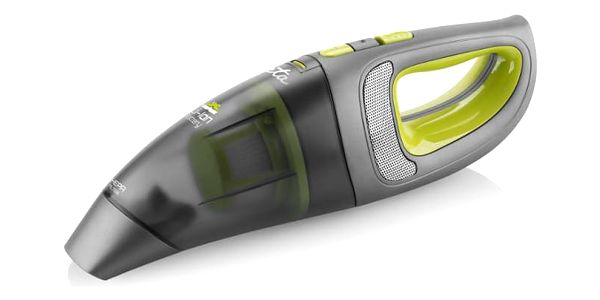 Akumulátorový vysavač ETA 342390000 černý/zelený4