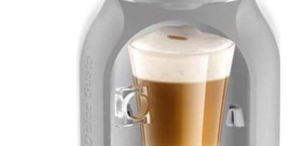 Espresso Krups NESCAFÉ Dolce Gusto Mini Me KP1201CS šedé/bílé5