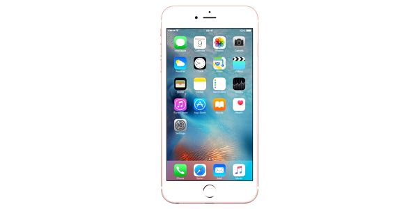 Mobilní telefon Apple iPhone 6s Plus 32GB - Rose Gold (MN2Y2CN/A)2