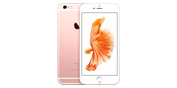 Mobilní telefon Apple iPhone 6s Plus 32GB - Rose Gold (MN2Y2CN/A)3