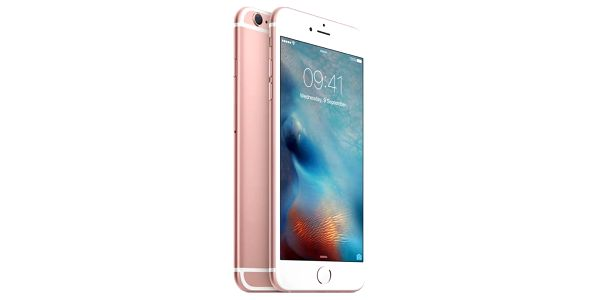 Mobilní telefon Apple iPhone 6s Plus 32GB - Rose Gold (MN2Y2CN/A)5