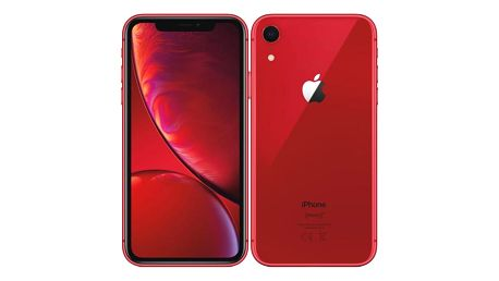 Apple iPhone XR 64 GB - (PRODUCT)RED (MRY62CN/A)
