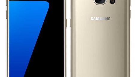 Samsung Galaxy S7 32 GB (G930F) zlatý (SM-G930FZDAETL)
