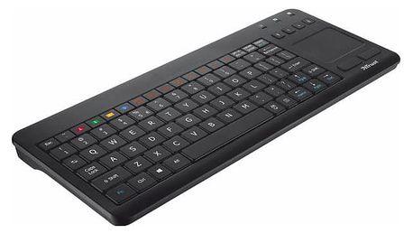 Trust Sento pro Samsung Smart TV, CZ/SK černá (20291)