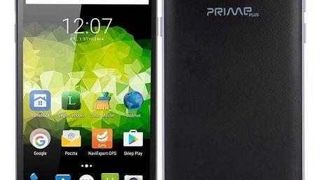 myPhone PRIME PLUS černý (TELMYAPRIMEPBK)