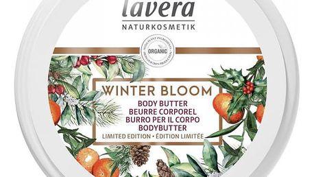 Tělové máslo LAVERA 150 ml