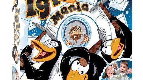 Igloo Mania - napínavá hra pro šikovné ručičky!