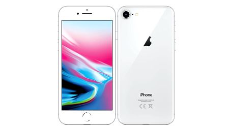 Apple iPhone 8 64 GB - Silver (MQ6H2CN/A)